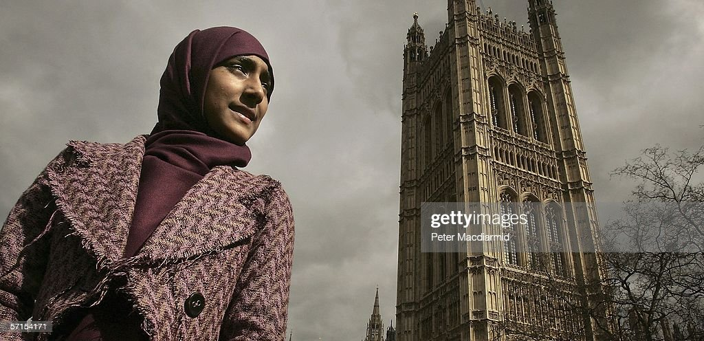 School Wins Legal Battle Against Muslim Teenager : News Photo