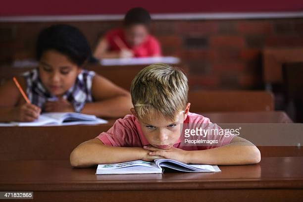 school sucks! - schoolboy stock pictures, royalty-free photos & images