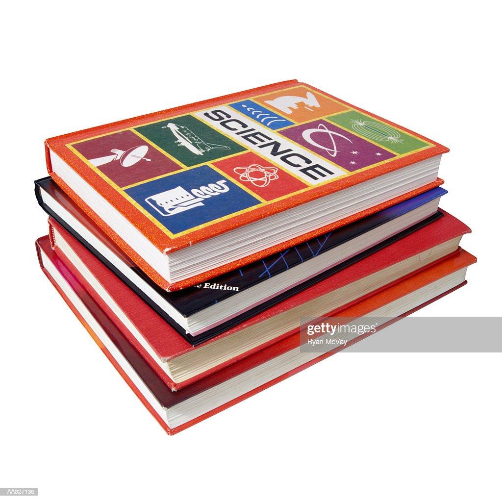 School Text Books : Stock Photo