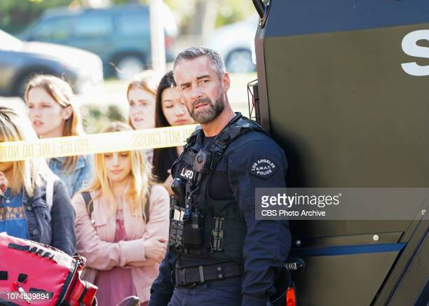 School The SWAT team faces difficult reminders of a past school shooting when they receive a warning that a copycat plans to reenact the crime As the...