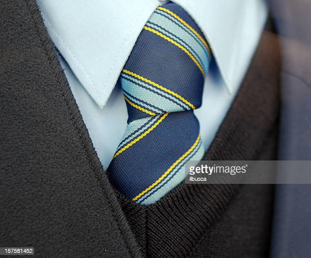 UK School uniform tie