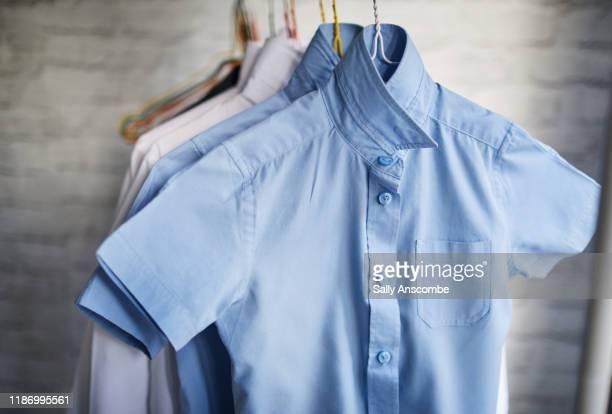 school uniforms - school uniform stock pictures, royalty-free photos & images
