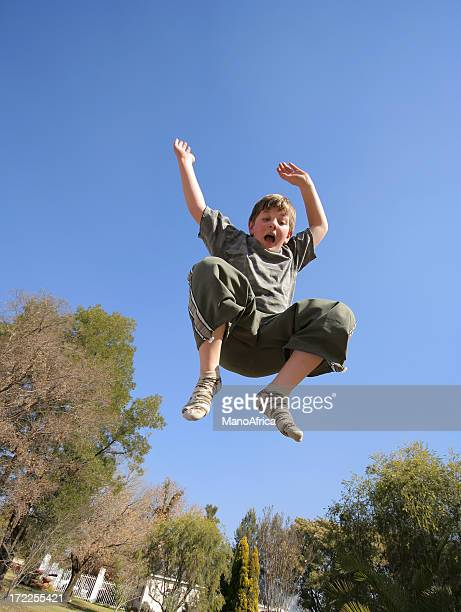 Schoolboy I Can Fly