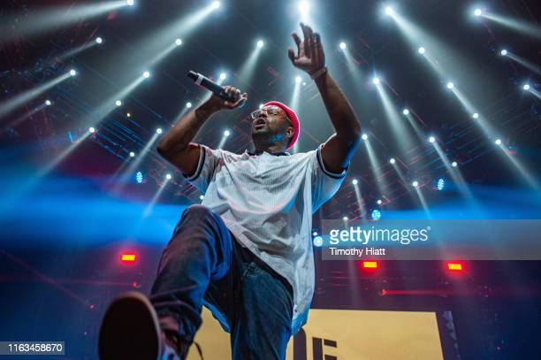 Schoolboy Q performs on Day Two of ComplexCon Chicago at McCormick Place on July 21 2019 in Chicago Illinois
