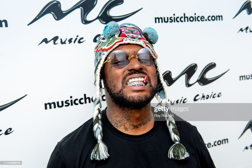NY: Schoolboy Q Visits Music Choice