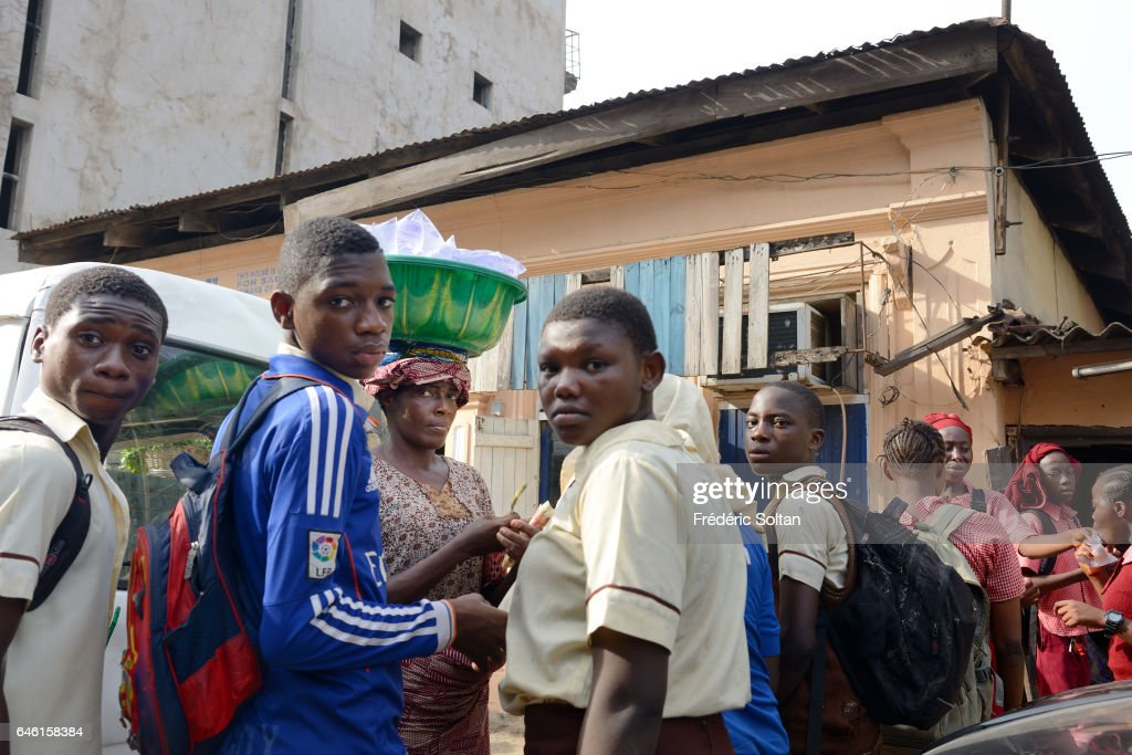 Lagos : Illustration : News Photo