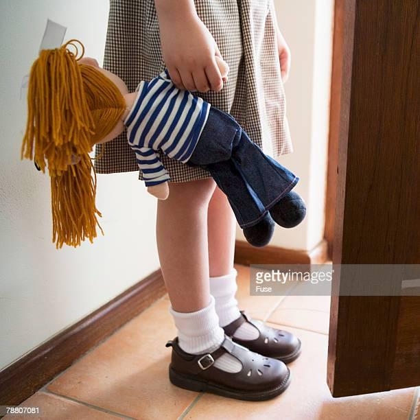 Schoolgirl Leaving Home