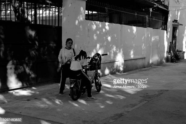 schoolgirls in Nha Trang
