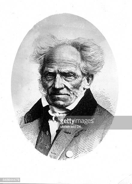 Schopenhauer Arthur *2202178821091860Philosoph D Portrait undatiert
