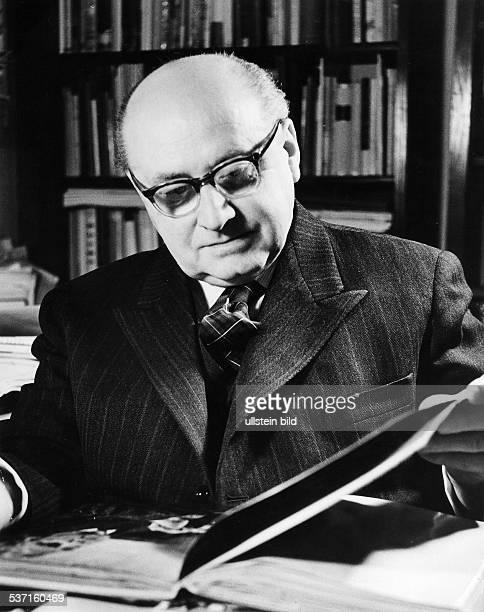 1886 1956 Schriftsteller Arzt BRD 1956