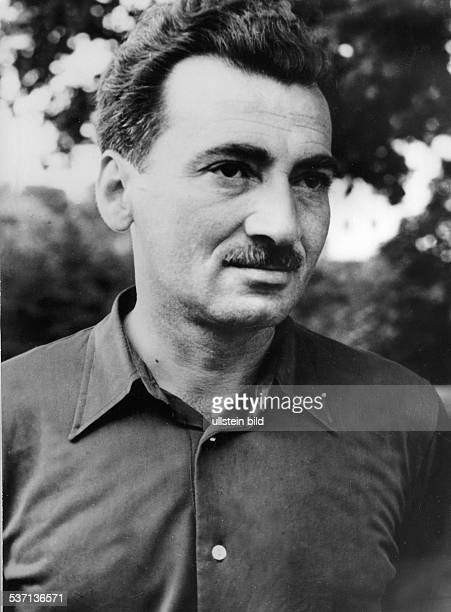 * Schriftsteller Brasilien Porträt 1951