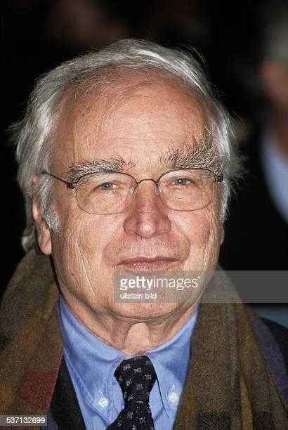 Schriftsteller D Porträt November 1998