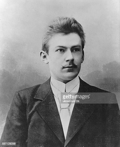 , Schriftsteller, D, Porträt, - undatiert, vermutl. Um 1900, Foto: Berliner Illustrations-Gesellschaft
