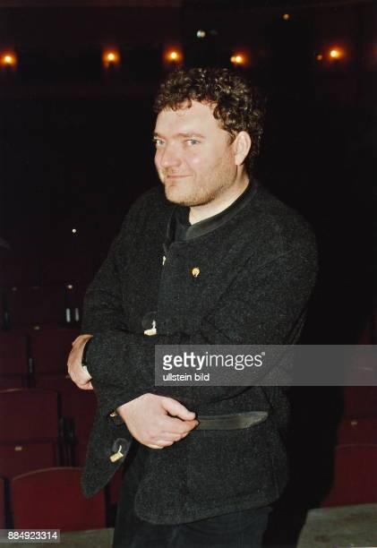 1961 Schriftsteller Sänger D Porträt März 1999