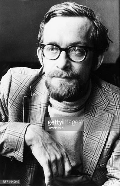 Schriftsteller, Sprachwissenschaftler; Schweden, - Porträt, - 1970