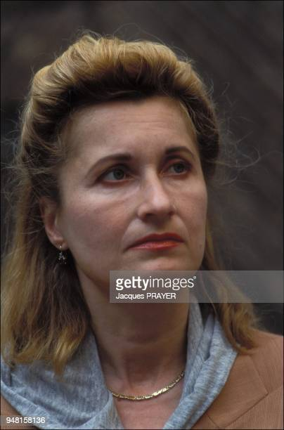 Schroeter's scriptwriter Elfriede Jelinek