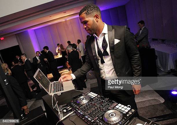 Schuller performs at the grand reopening party of the iconic Watergate Hotel on June 14 2016 in Washington DC