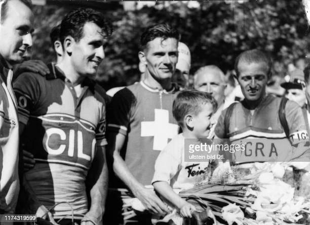 Schweizer Meisterschaft 1952: Sieger Gottfried Weilenmann