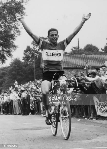 Schweizer Meisterschaft 1960: sieger René Strehler
