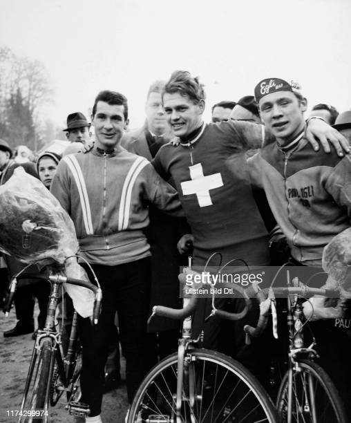 Schweizer Quer-Meisterschaft 1963: Sieger Otto Furrer