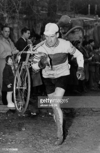 Schweizer Radquer-Meisterschaft 1954: Sieger Hans Bieri