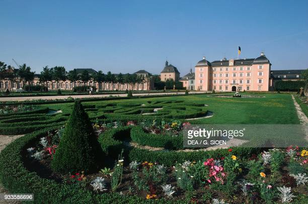 Schwetzingen Castle park BadenWurttemberg Germany 18th century