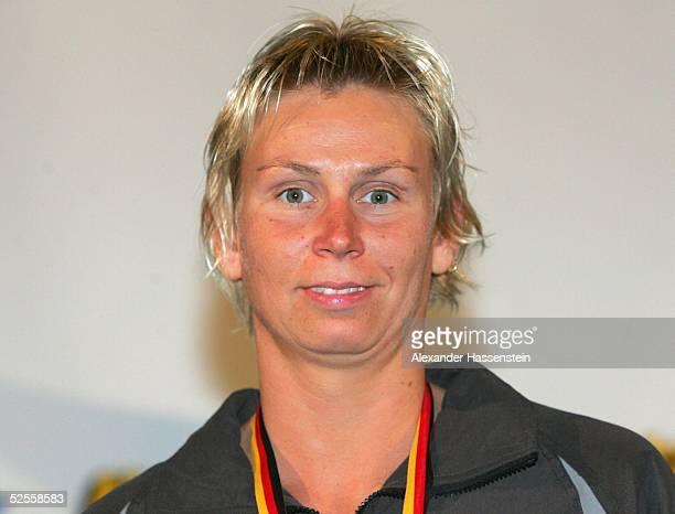 Schwimmen: Deutsche Meisterschaft 2004, Berlin; Jana HENKE / GER 05.06.04.