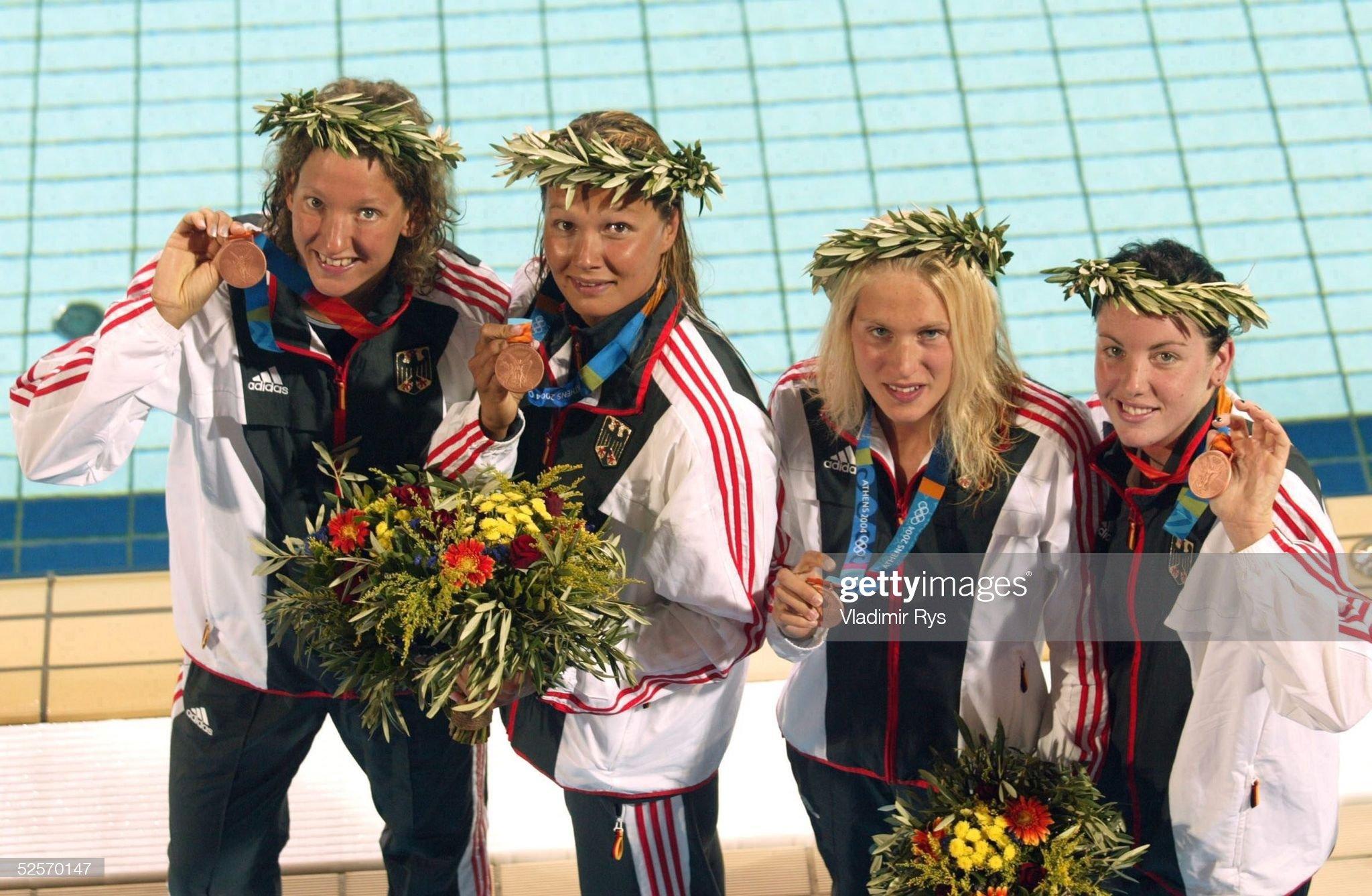 Olympische Spiele Athen 2004... : Fotografía de noticias