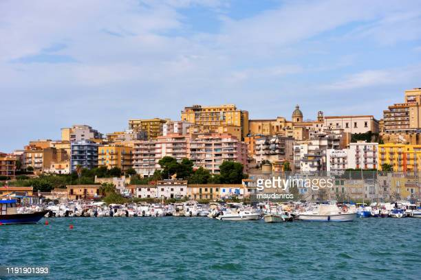 sciacca, agrigento, italy - agrigento stock pictures, royalty-free photos & images