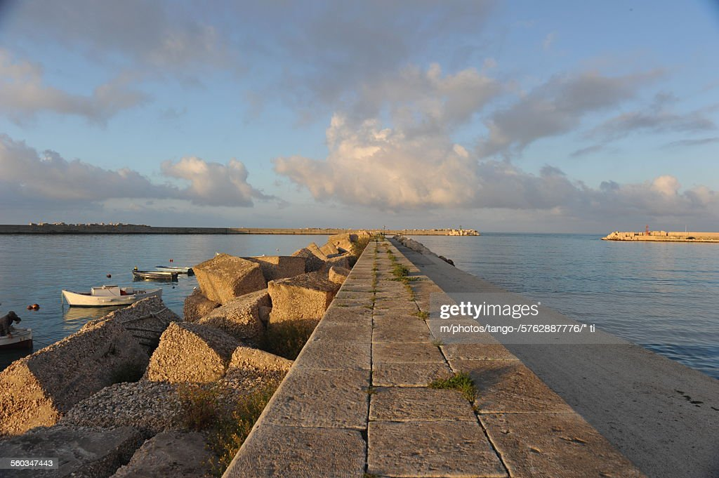 Sciacca, Sicily, Italy : Stock Photo