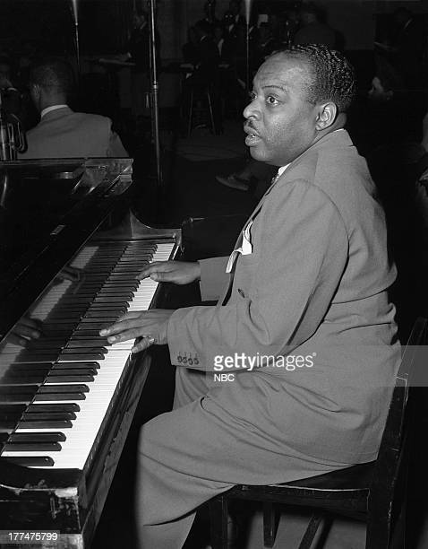 S PEOPLE ''Science and Discovery The Story Of The American Negro' Pictured Jazz musician Count Basie in 1941
