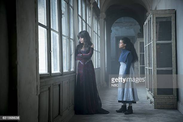 CITY Science and Magic Episode 104 Pictured Ana Ularu as West Jordan Loughran as Tip