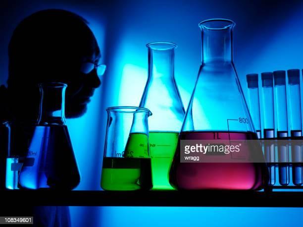 科学 Scentist の実験