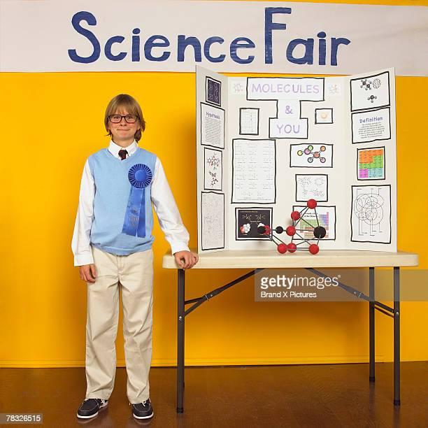 Science fair winner