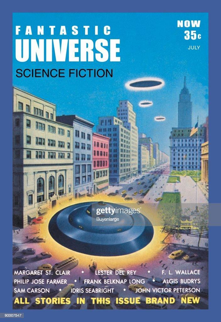 Fantastic Universe: UFOs in New York