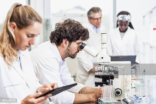 Wissenschaft-Labor