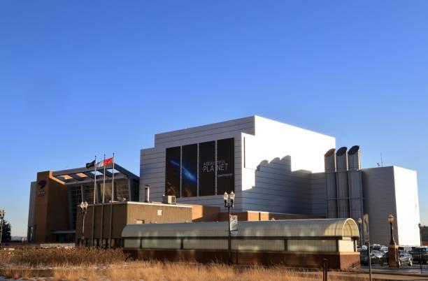 Science Museum of Minnesota, Saint Paul, Minnesota, USA