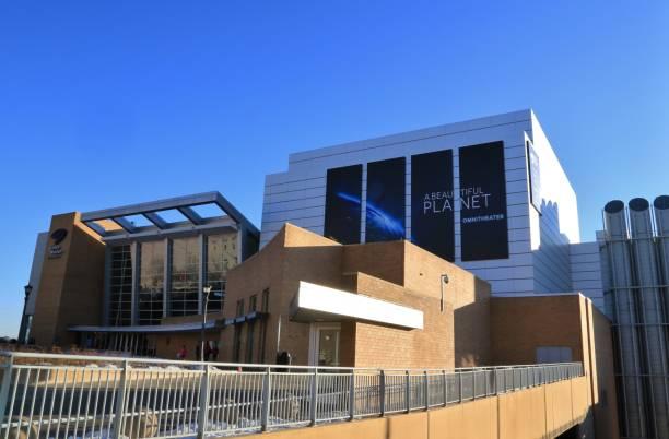 Science Museum of Minnesota, St.Paul, Minnesota, USA