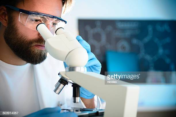 science - physicist stock photos and pictures