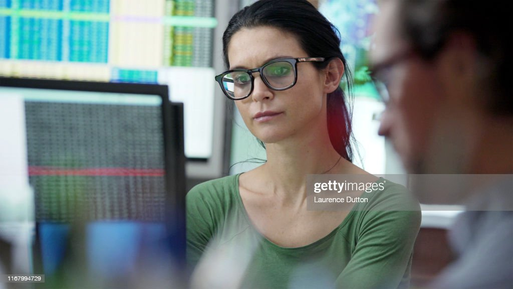 Scientific Business Research : Stock Photo