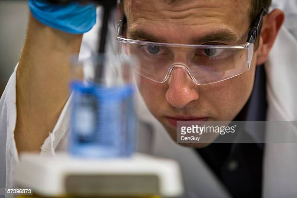 scientific research chemist in lab - sewer stock pictures, royalty-free photos & images