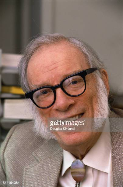 Scientist and Author Isaac Asimov