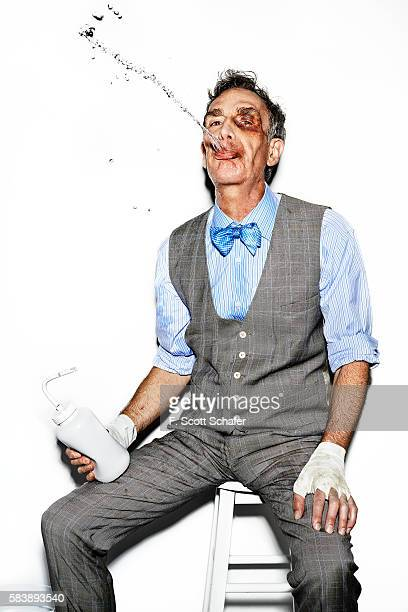 Scientist Bill Nye is photographed for Popular Science on July 7 2014 in New York City PUBLISHED IMAGE