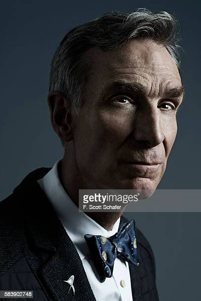 Scientist Bill Nye is photographed for the Planetary Society on January 19 2015 in New York City