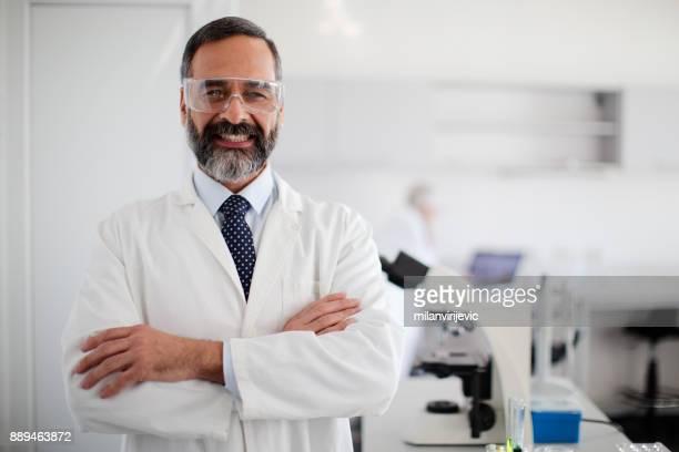 科学者の安全