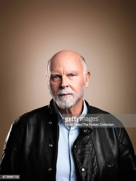 Scientist J Craig Venter is photographed for Forbes Magazine on January 27 2017 in the Human Longevity offices in Mountain View California COVER...
