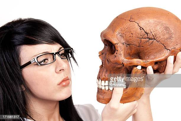 scientist - neanderthal stock pictures, royalty-free photos & images