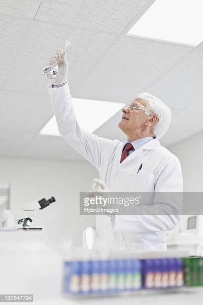 Wissenschaftler Arbeiten im Labor pathology