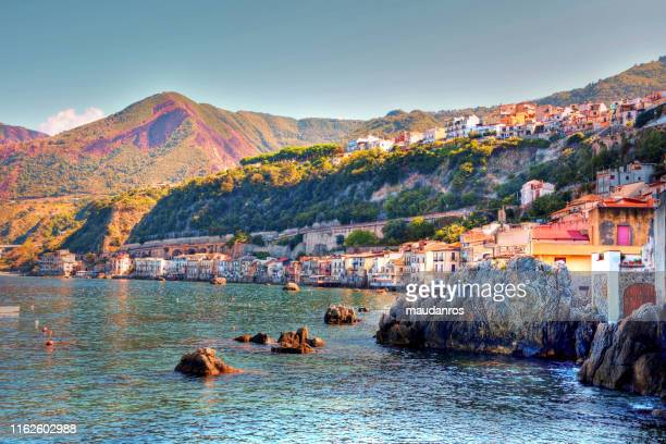 scilla calabria italy - reggio calabria stock pictures, royalty-free photos & images