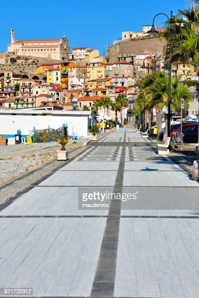 scilla italy - reggio calabria stock pictures, royalty-free photos & images
